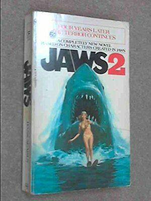 Jaws 2 by Searls, Hank Paperback Book The Cheap Fast Free Post
