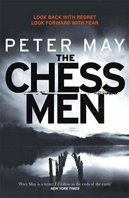 The Chessmen (Lewis Trilogy 3) by May, Peter Book The Cheap Fast Free Post