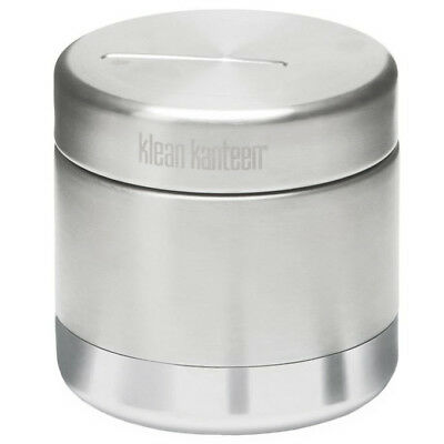 Klean Kanteen Stainless Steel 237ml Food Canister Vacuum Insulated Container Jar