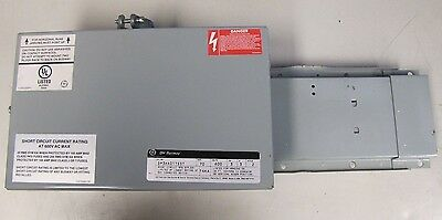 General Electric Ge Dh Busway Tap Box Dp3Ha01Tsst 70 A Amp 600V 3Ph 3W Style 2