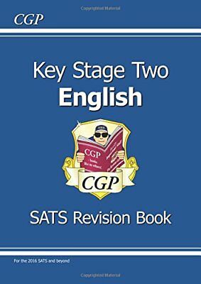 KS2 English SATS Revision Book (for tests in 2018 and ... by CGP Books Paperback