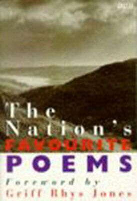 The Nation's Favourite Poems Paperback Book