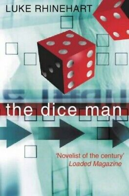 The Dice Man by Rhinehart, Luke Paperback Book The Cheap Fast Free Post