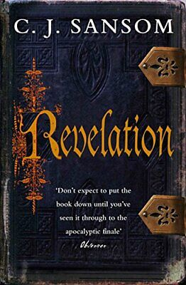 Revelation (The Shardlake series) by Sansom, C. J. Paperback Book The Cheap Fast