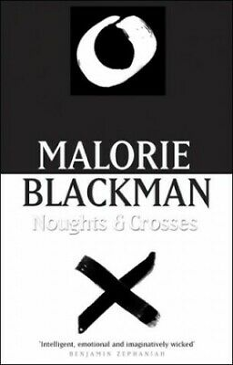 Noughts and Crosses, Blackman, Malorie Paperback Book The Cheap Fast Free Post