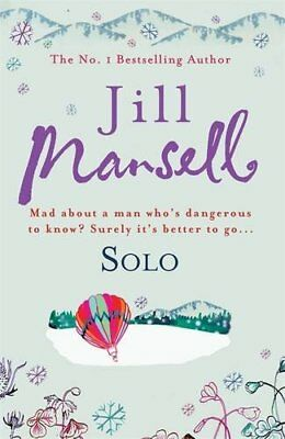 Solo by Mansell, Jill Paperback Book The Cheap Fast Free Post