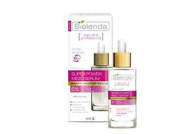 BIELENDA skin clinic professional SUPER POWER MEZO SERUM active rejuvenating