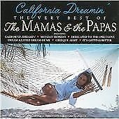 California Dreamin': THE VERY BEST OF The MAMAS & the PAPAS CD (1999)