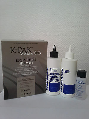 JOICO K-PAK WAVES RECONSTRUCTIVE ACID WAVE - Perm Box (TRACKING NUMBER)