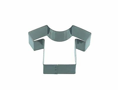 Kitchencraft T Shirt Metal Biscuit/Cookie Cutter. Football/Rugby. Home Baking