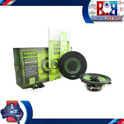 "Fusion Encounter En-Fr5221 5.25"" 190W 2 Way Coaxial Car Audio Stereo Speakers 5."