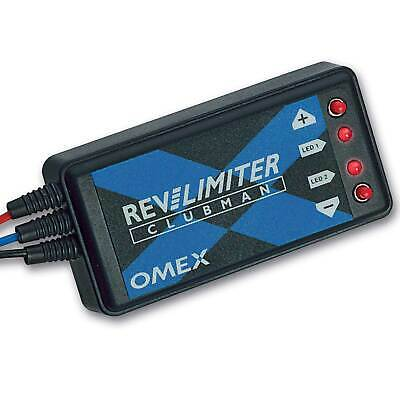 OMEX Race/Rally/Motorsport/Racing Clubman Engine Rev Limiter - Twin Coil