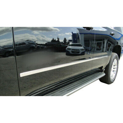 2015 Chevy Tahoe  Chrome Factory Style Body Side Molding (4 PC)