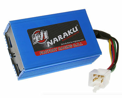 TGB 303R Hawk 50cc Racing CDI ECU Unit