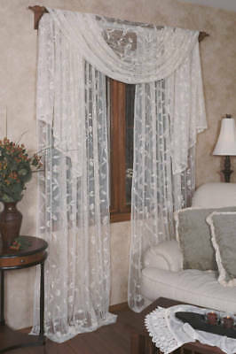 Heritage Lace Window Curtains