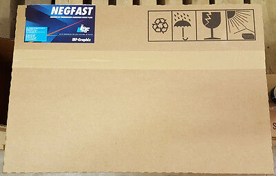 NEW & UNOPENED 50 - 15-3/4  x 18-1/2 SC Offset Metal Plates One Sided, 129040