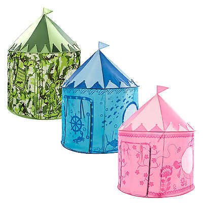 Trespass CHATEAU Kids Pop Up Play Tent