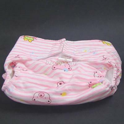 Adjustable Reusable Baby Washable Diaper Nappies Nappy Soft Cloth Covers New B99