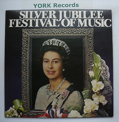 SILVER JUBILEE FESTIVAL OF MUSIC - Various - Excellent Con Double LP Record