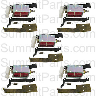 5Pk - Door Interlock Solenoid Kit For Wascomat Gen4 Washers - 990075