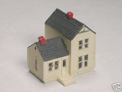 Z Scale Two Story House