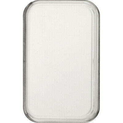 Plastic Capsule for 1oz Rectangle SilverTowne Coin