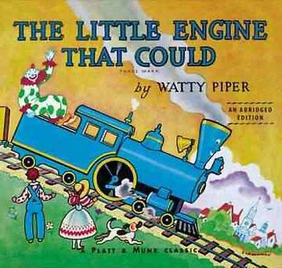 The Little Engine That Could by Watty Piper (2012, Paperback)