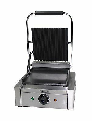 Panini Press Machine, Toaster, Electric Sandwich Maker, Commercial Pannini Grill