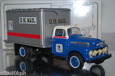 First Gear 1951 Ford F-6 US MAIL Dry Goods Van 19-1001 Box 1:34 AA 78D