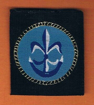 ISRAEL IDF NAVY INYELLIGENCE  MINI PATCH