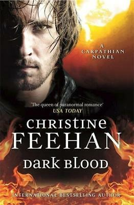 Feehan, C: Dark Blood - Christine Feehan - 9780349401836 PORTOFREI