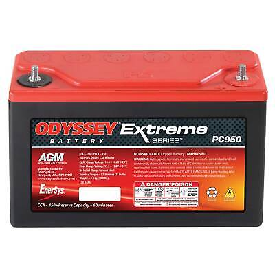 Odyssey Extreme Racing 30 / PC950 Battery - Race/Oval/Rally/Motorsport/Dry Cell