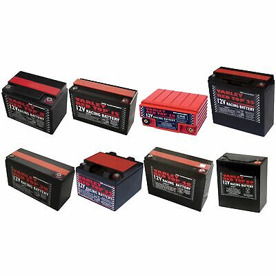 Varley Red Top 20 Battery - Racing/Oval/Rally/Motorsport/Dry Cell/Lightweight