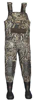 ROGERS 2014 5MM 1600 TOUGHMAN STANDARD CHEST WADERS MAX 5 CAMO ROG-550 SIZE 9