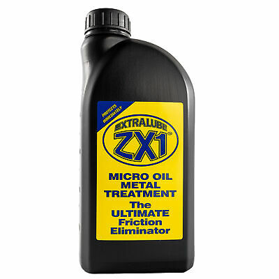 Extralube ZX1 Engine Friction Reducer / Engine Wear Protection - 1 Litre (1L)