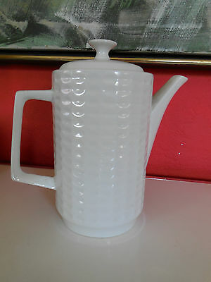Ceramite by Myott Tharaud Designs Coffee Pot Made in England