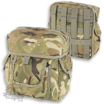 Mtp Multicam Molle Commanders Pouch British Army Webbing Osprey
