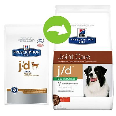 Dry Food Hills JD Prescription Diet Canine - Mobility