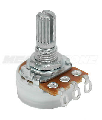 B250K Ohm Linear Potentiometer, Alpha Brand. Includes Dust Seal! USA Seller!!!