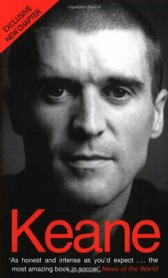 Keane: The Autobiography by Keane, Roy Paperback Book The Cheap Fast Free Post