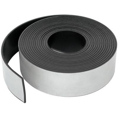 Premium Self Adhesive Flexible Magnetic Tape Craft Magnet Strip 12.5, 20 & 25mm