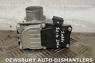 2014 SMART FORTWO THROTTLE BODY P/N: 4000226270444 ONLY DONE 252 MILES