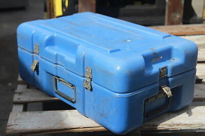 Water tight air tight transport box case trunk for boating cameras etc
