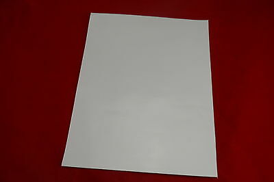 Double sided Adhesive sheet - industrial strength  -A4- 240 x 300mm 5 sheets