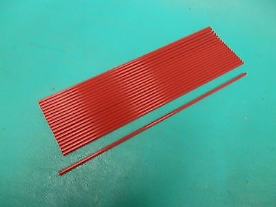 """20 LPS WD40 Little Red Straws  6 """" Spray Can Nozzle tip Rust Oil Nozzle"""