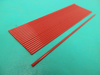 """20 LPS WD40 Red Straws 6 """" Spray Can Nozzel tip Rust Oil Cleaner Nozzle"""