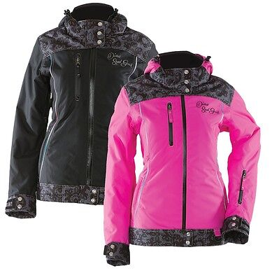 2015 Divas Womens Lace Collection Snowmobile Winter Jacket ALL SIZES