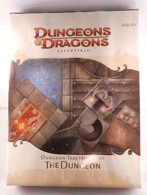 2010 Dungeon & Dragons D&D Dungeon Tiles Master Set: The Dungeon