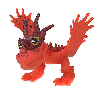 1pcs Movie How To Train Your Dragon Monstrous Nightmare Collection Kids Toy  3+