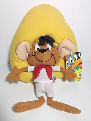 EXTREMELY RARE SUGAR LOAF SPEEDY GONZALES PLUSH  2010 14''